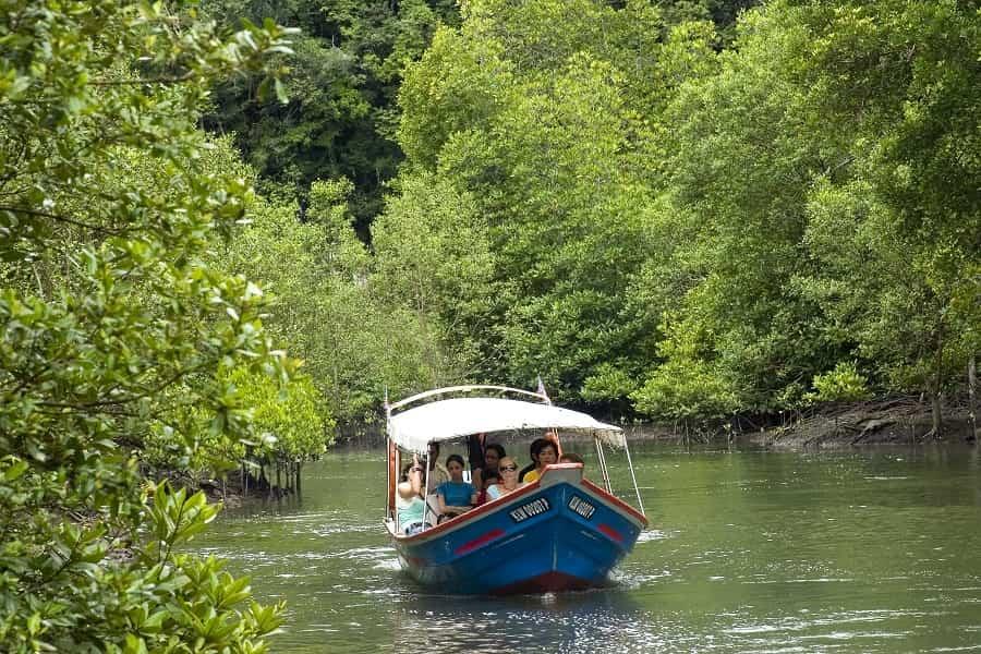 Туры в Малайзию. Борнео. Водная прогулка