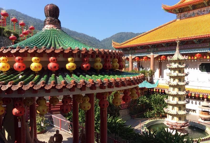 Туры в Малайзию. Храм на о.Пенанг