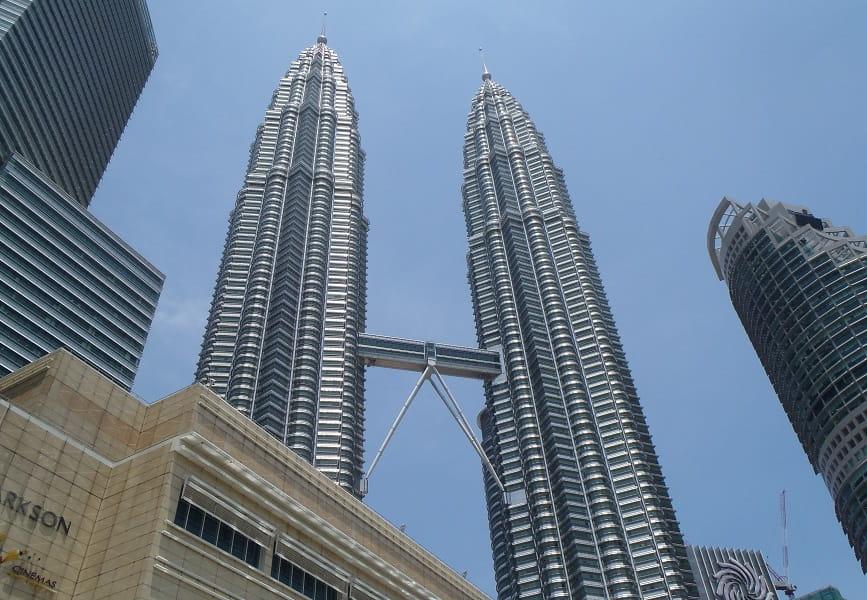Туры в Малайзию. Куала Лумпур. Башни близнецы