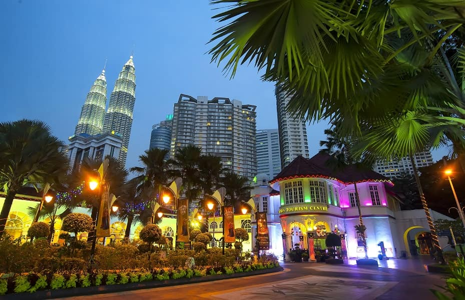 Туры в Малайзию. Куала Лумпур фото