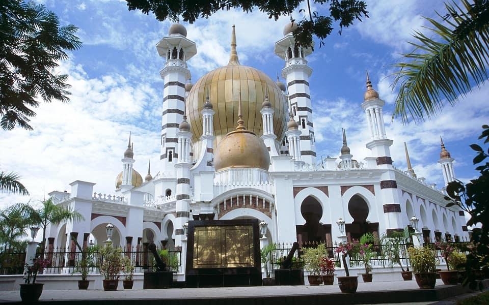 Туры в Малайзию. Куала Лумпур. Мечеть