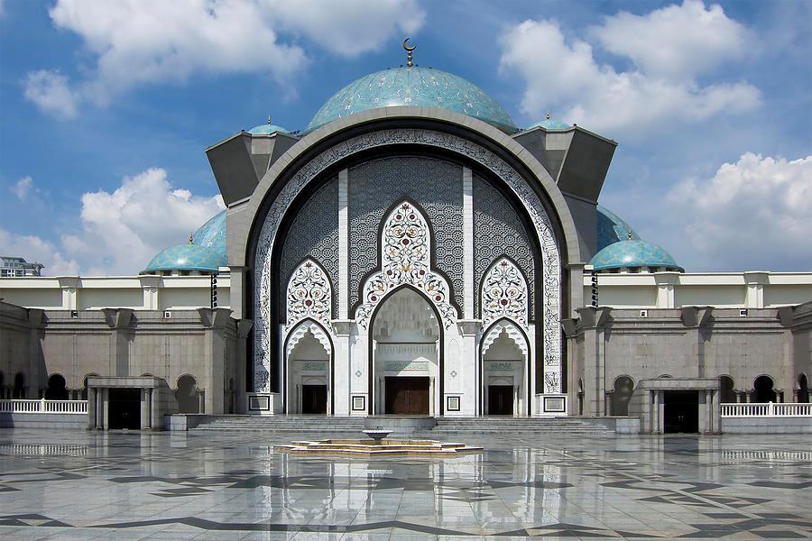 Туры в Малайзию. Куала Лумпур. Мечеть Негара