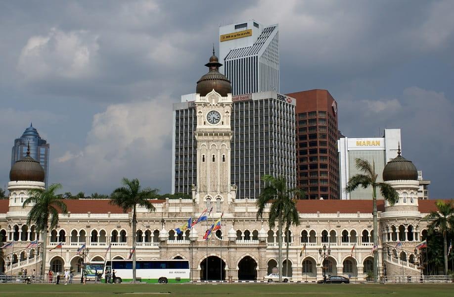 Туры в Малайзию. Куала Лумпур. Площадь Мердека