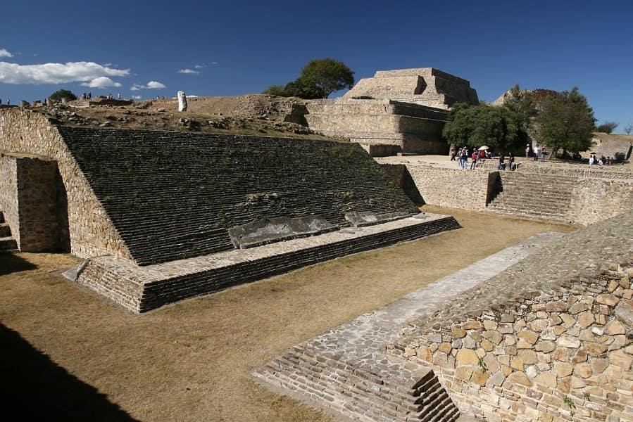 Туры в Мексику. Археологический комплекс Монте Альбан