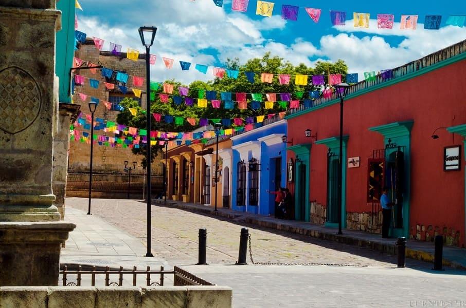 Туры в Мексику. Колорит Оахаки