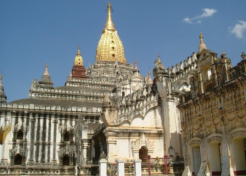 Туры в Мьянму. Баган. Храм Ананда фото
