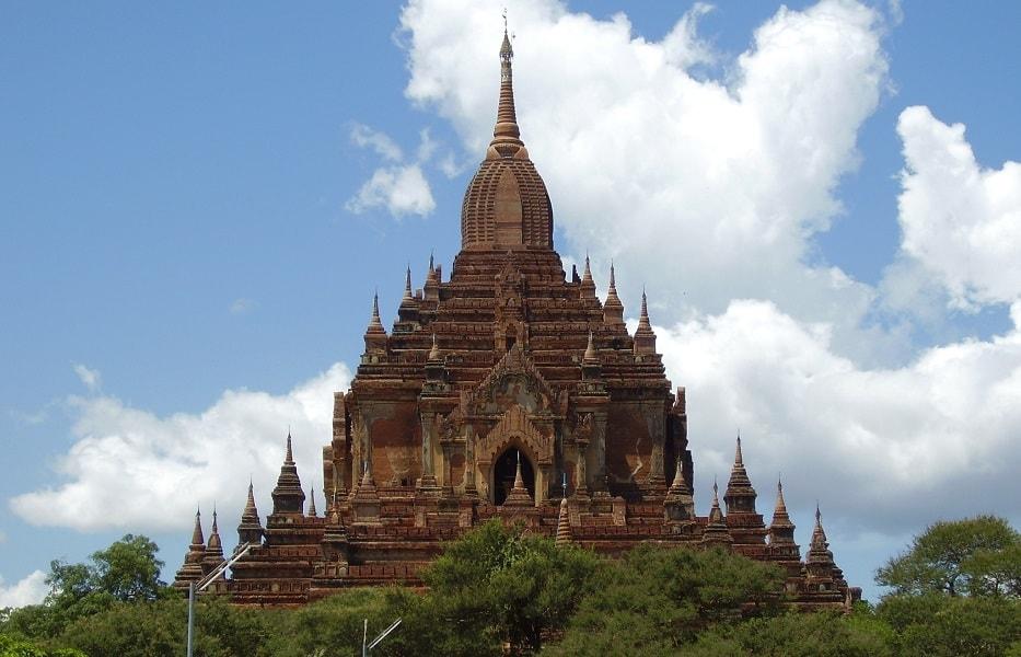 Туры в Мьянму. Баган. Храм Нанбайя фото