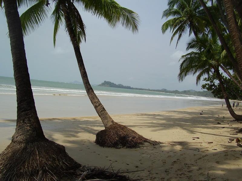 Туры в Мьянму. Бенгальский залив. Нгапали