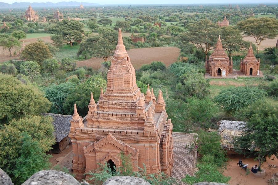 Туры в Мьянму. Древний Баган фото