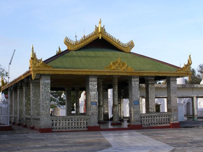 Туры в Мьянму. Мандалай. Холм Сагаин фото
