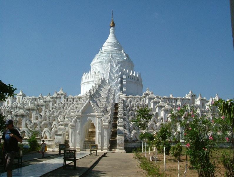 Туры в Мьянму. Мандалай. Мингун