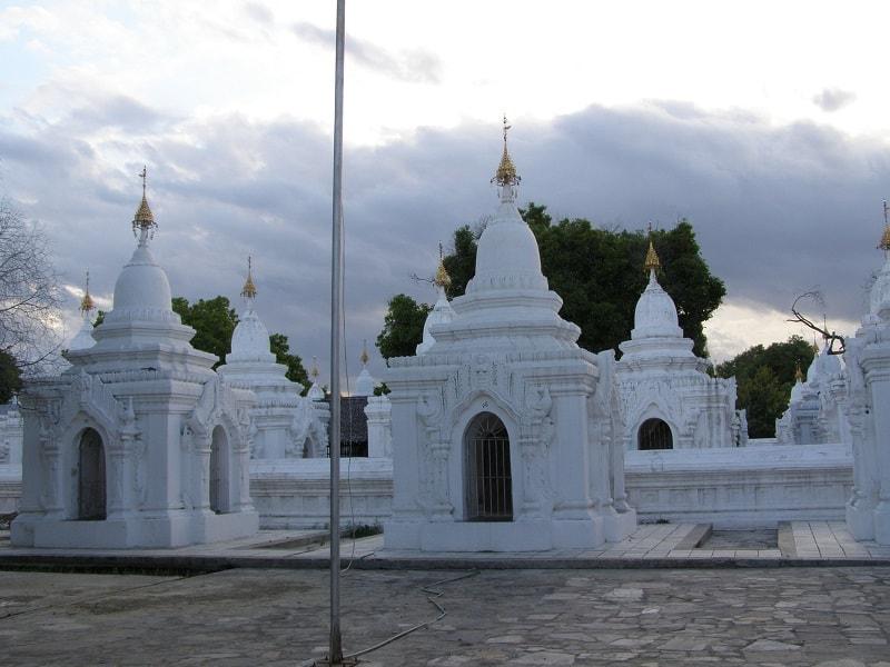 Туры в Мьянму. Мандалай. Пагода Кутодо