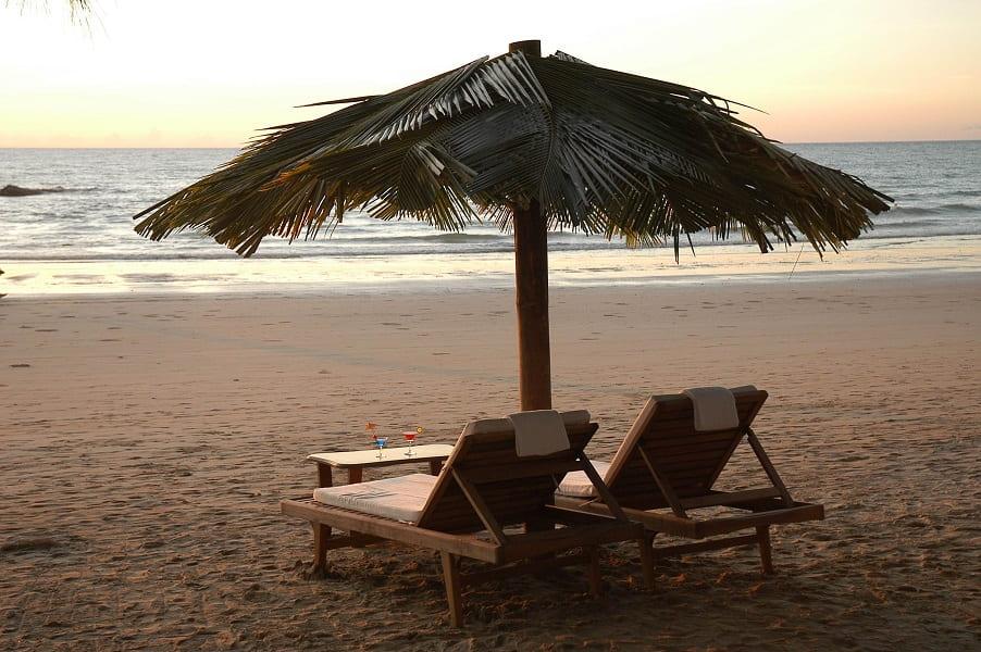 Туры в Мьянму. Отдых на пляже Нгапали