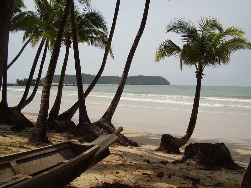 Туры в Мьянму. Пляж Нгапали