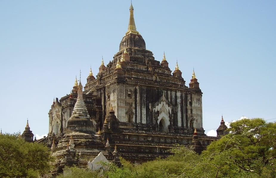 Туры в Мьянму. Виды Багана фото