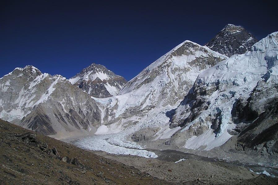 Туры в Непал. Нагаркот. Эверест и ледник