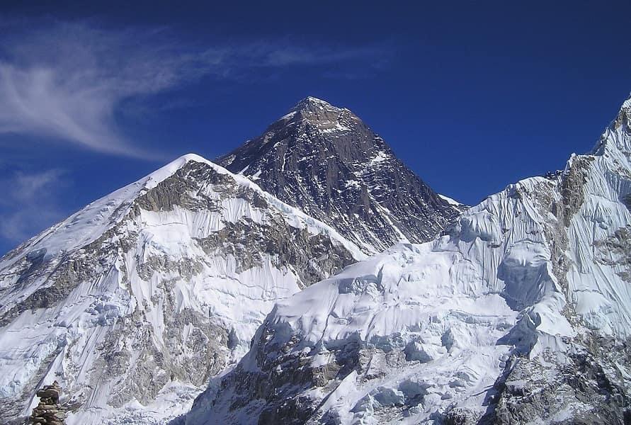 Туры в Непал. Нагаркот. Эверест в снегах