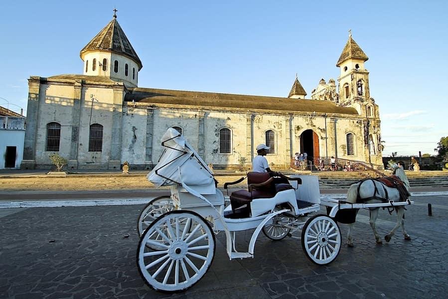 Туры в Никарагуа. Центр Гранады