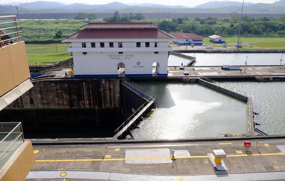 Туры в Панамау. Смотровая площадка панамского канала