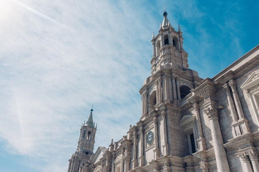 Перу Арекипа Фото