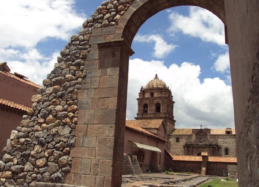 Путевка в Перу Куско город фото