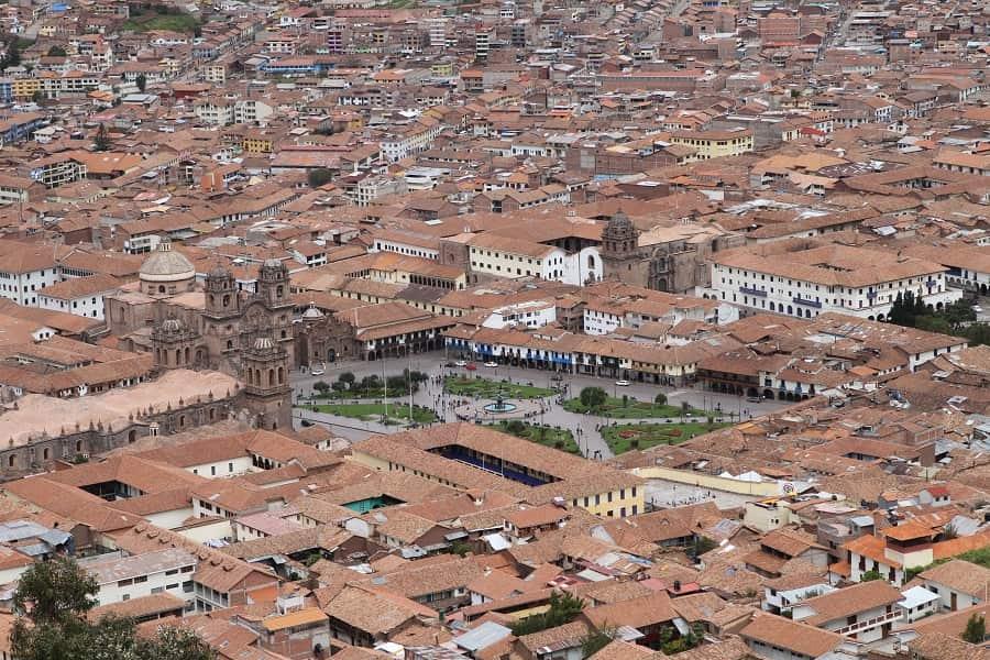 Куско Перу Фото