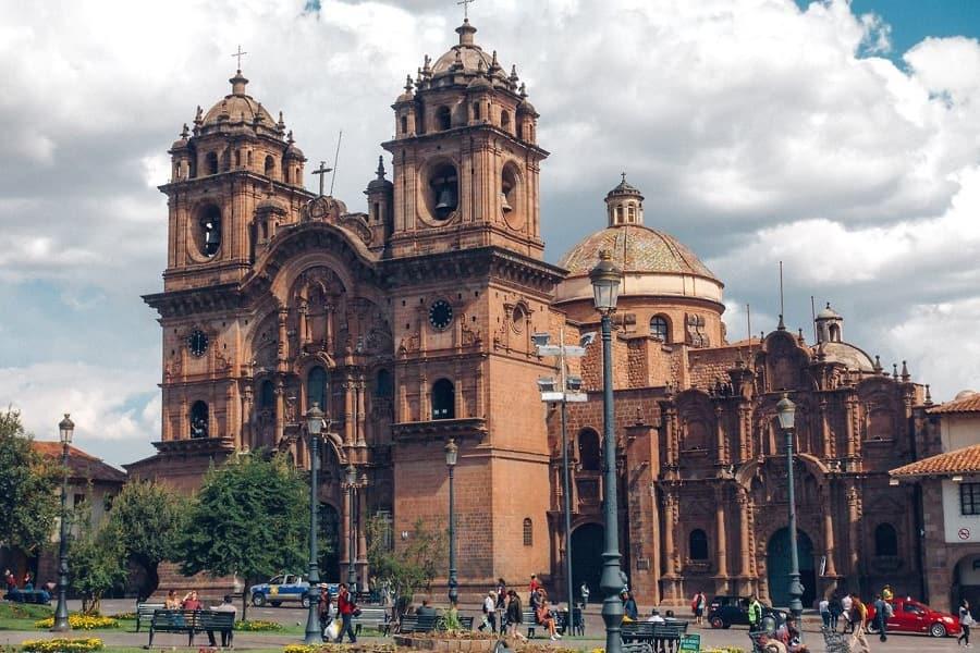 Перу Куско достопримечательности фото