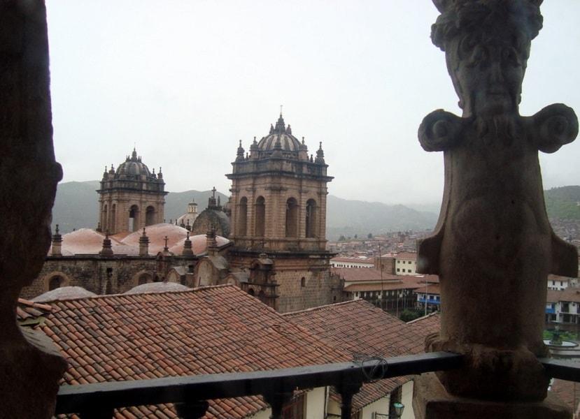 Перу Куско город фото