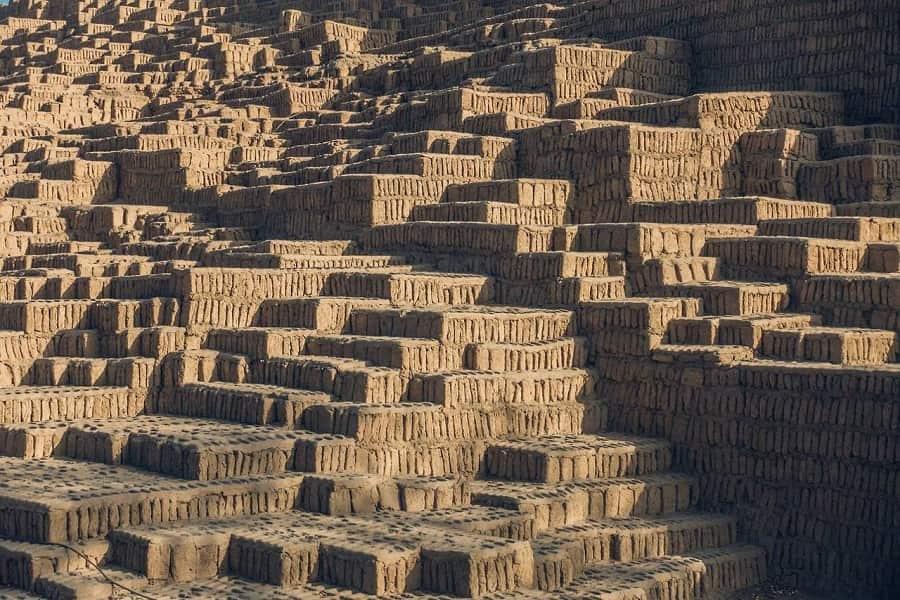 Лима Перу Археологический комплекс Уака Пукльяна