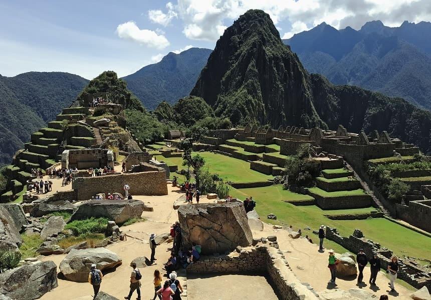 Перу Мачу Пикчу тур