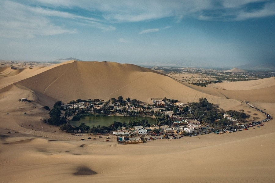 Оазис Ика Перу путевка