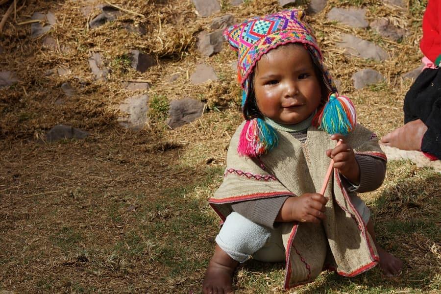 Перуанец фото