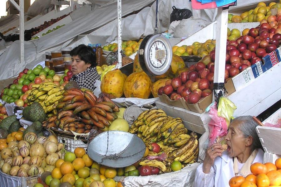 Перуанская кухня фото