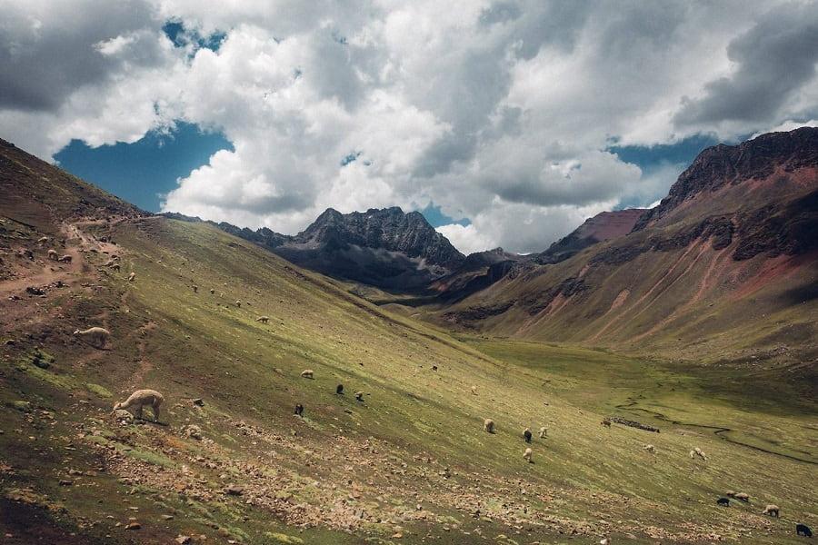 Перу пейзажи фото