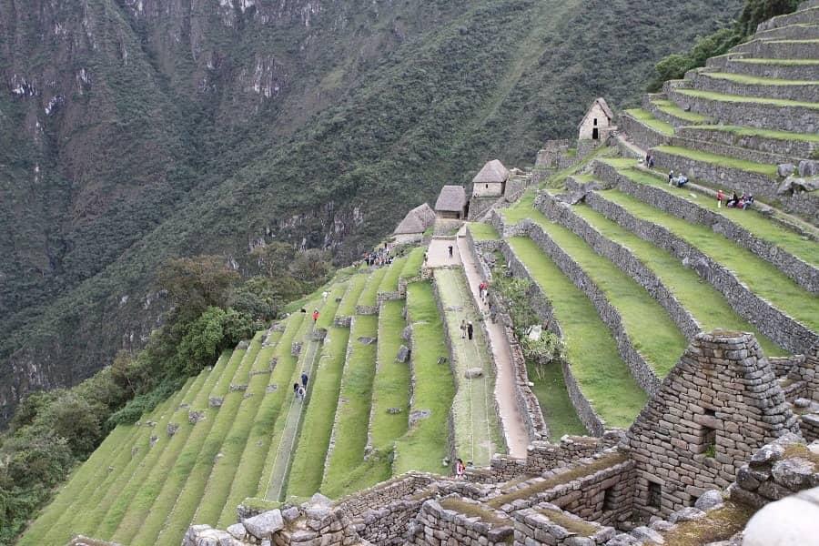 Перу Мачу Пикчу фото