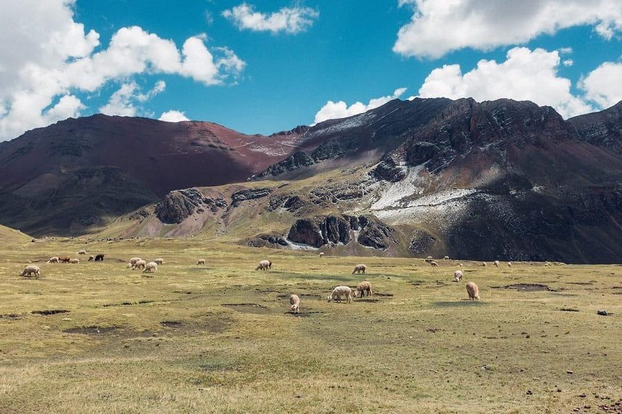 Перу горы фото