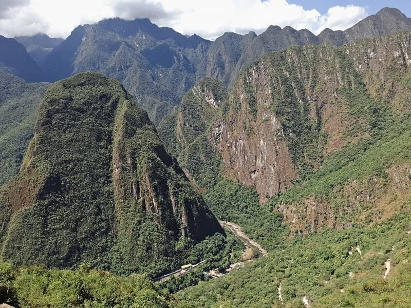 Путешествие в Мачу Пикчу