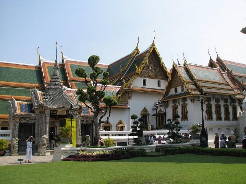 Туры в Тайланд. Бангкок. Королевский дворец фото