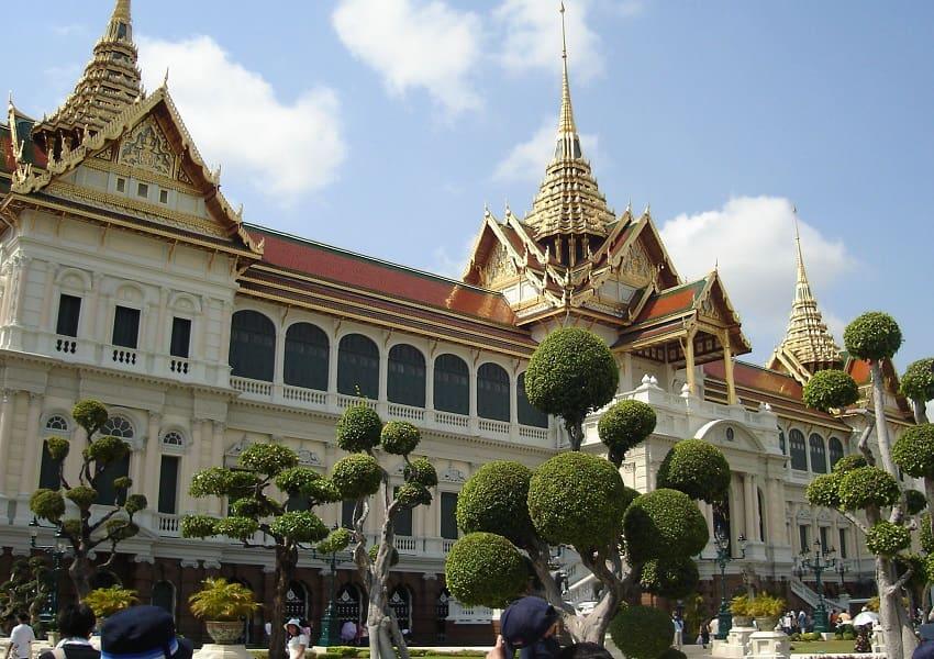 Туры в Таиланд. Бангкок. Королевский дворец