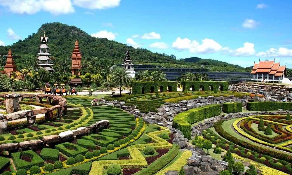 Туры в Таиланд. Паттайя. Сад орхидей Нонг Нуч фото