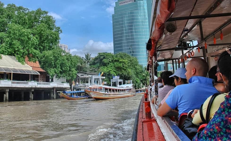 Туры в Таиланд. Бангкок. Прогулка по каналам фото