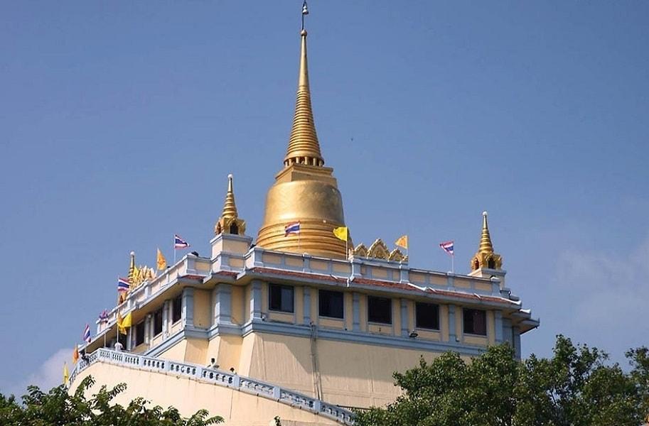 Туры в Тайланд. Бангкок. Храм Ват Сакет