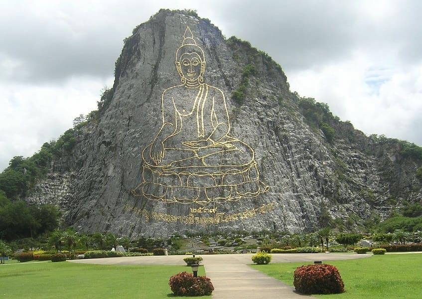 Туры в Тайланд из Киева. Паттайя. Гора золотого Будды