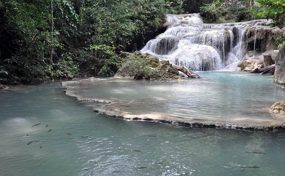 Туры в Тайланд. Водопад Эраван