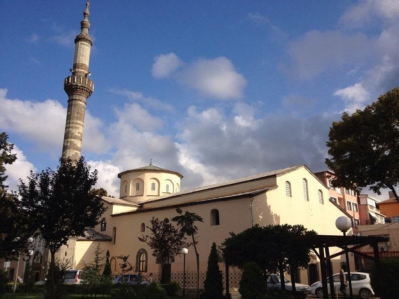 Туры в Турцию. Трабзон. Мечеть