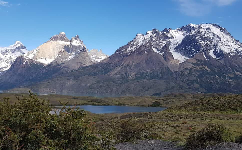 Туры в Патагонию. Торрес дель Пайне
