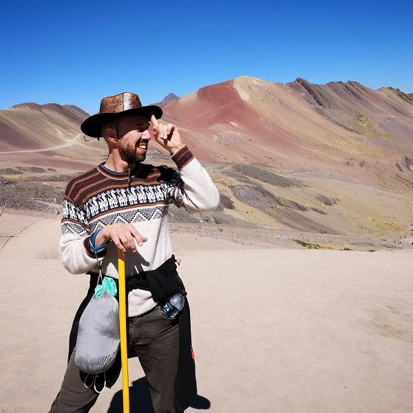 Перу. Цветные горы Виникунка