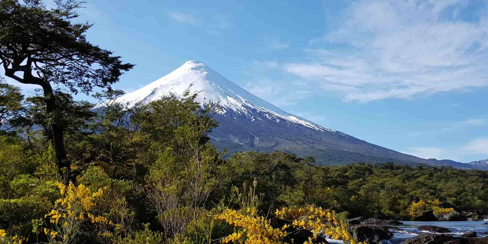 Туры в Чили. Пуэрто Варас. Вулкан Осорно.