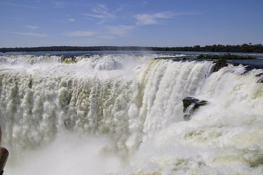 227. Водопад Игуасу. Глотка дьявола