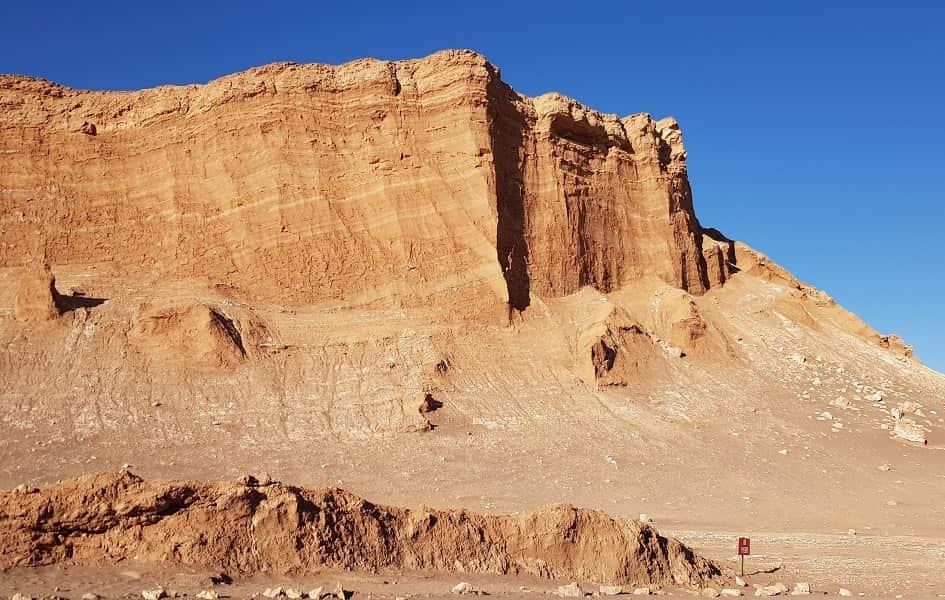 Пустыня Атакама. Экскурсия в Лунную долину
